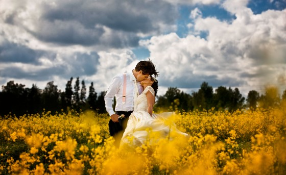 Getting the perfect wedding photography