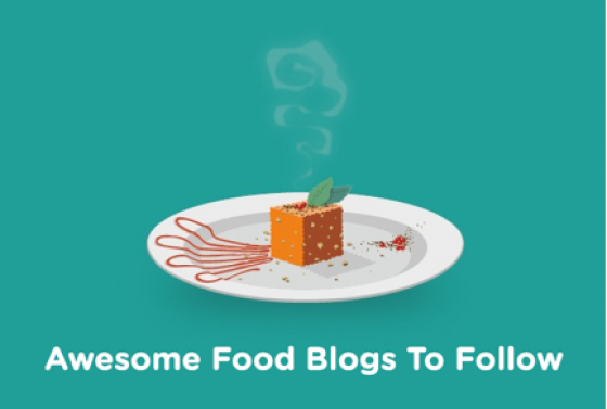 Top 4 Awesome Food Blogs To Follow In India